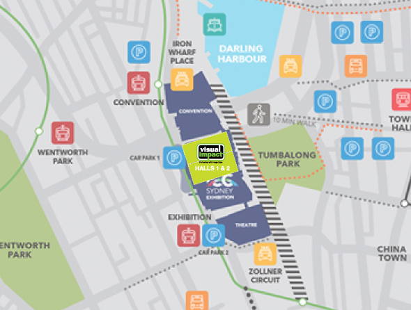 Visual Impact Sydney 2017